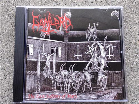 "Goatlord ""The Last Sodomy of Mary"" CD"