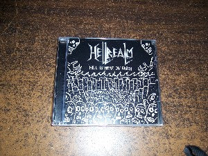 "Hellrealm ""Hell is Here on Earth"" CD"