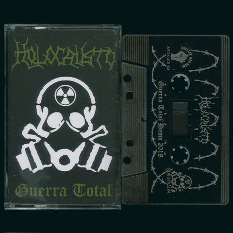 "Holocausto ""Guerra Total"" Demo"