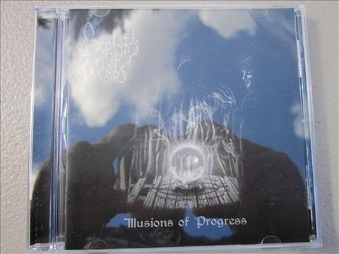 "Acolytes of Moros ""Illusions of Progress"" CD"
