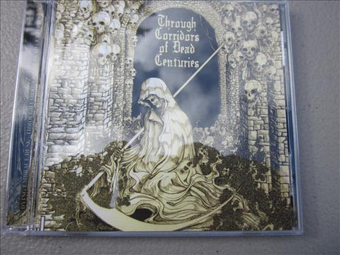 "Dying Embrace / Dusk ""Through Corridors of Dead Centuries"" CD"