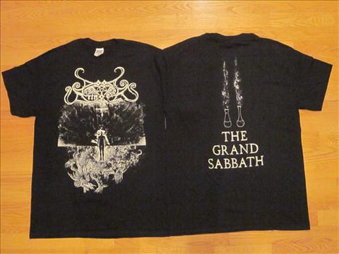 "Doombringer ""The Grand Sabbath"" Black TS M"