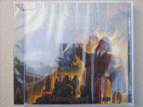 The Day of the Beast ¨Relentless Demonic Intrusion¨ CD