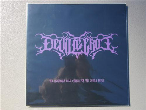 Devil Lee Rot / Ajatus Split 10""