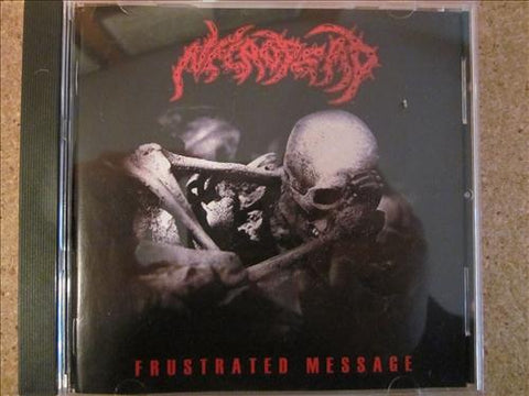 "Necrodead ""Frustrated Message"" CD"