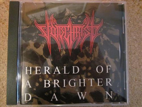 "Voidchrist ""Herald of a Brighter Dawn"" CD"