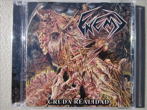 Enemy ¨Cruda Realidad¨ CD