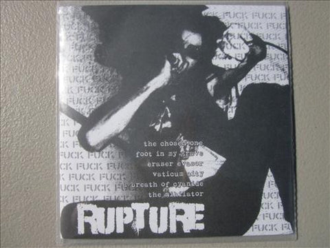 Brutal Truth / Rupture Split 7¨