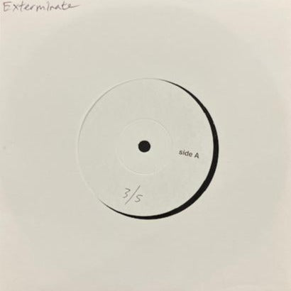 "Exterminate ""Pact"" Test Press 7"""