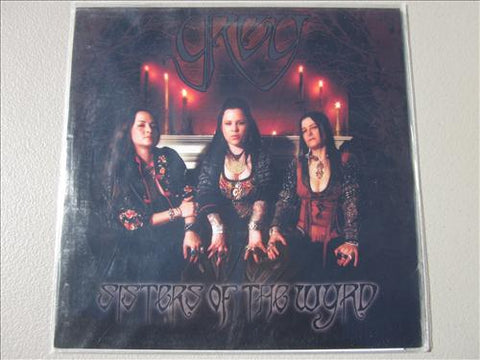 "Grey ""Sisters of the Wyrd"" LP"