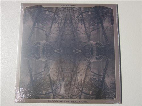 Blood of the Black Owl / Celestial Split LP