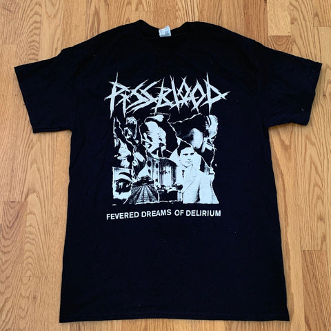 "Pissblood ""Fevered Dreams of Delirium"" TS Small"