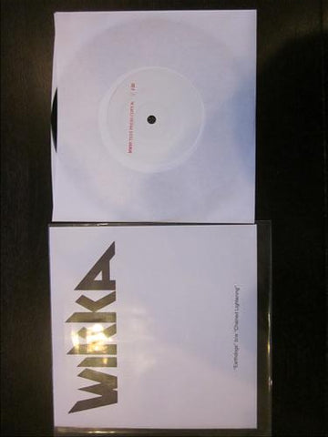 "Wikka ""Earthdogs"" Test Press 7"" (Lim to 20)"