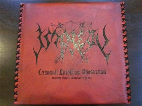 "Impiety ""Ceremonial NecroChrist Redesecration"" LP"