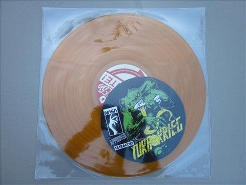 "Turbokrieg ""Ultracore"" Orange Vinyl LP"