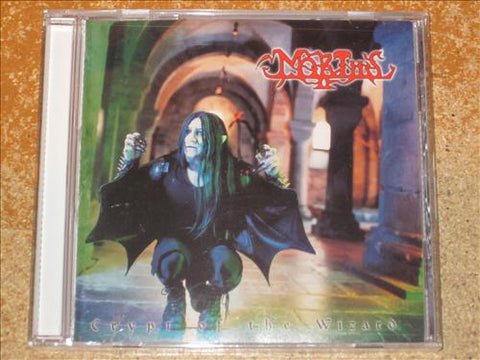 "Mortiis ""Crypt of the Wizard"" CD"