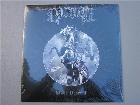 "Larvae ""Grave Descent"" LP"