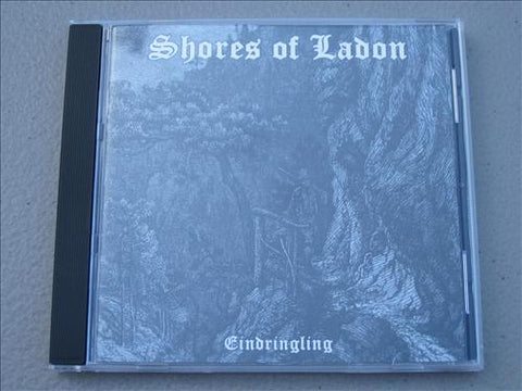 "Shores of Ladon ""Eindringling"" CD"