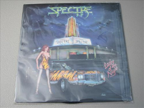 "Spectre ""Lady of the Night"" LP"