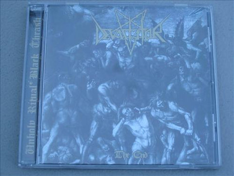 "Devastator ""The End"" CD"