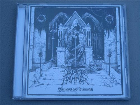 "Black Hammer ""Witnessing Triumph"" CD"