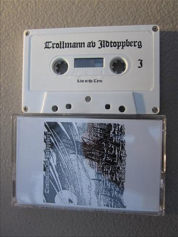 "Trollmann Av Ildtoppberg ""Live At The Tyne"" Demo"