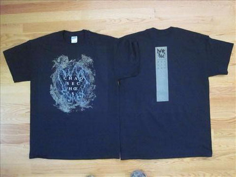 "Chaos Echoes ""Transient"" Black TS L"