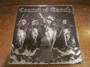 "Council of Tanith ""The Wrath of God"" LP"