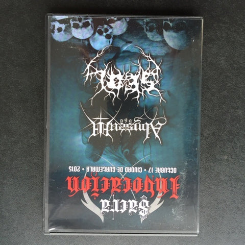 "Abysssum / Seol ""Sacra Invocation"" Split DVD"