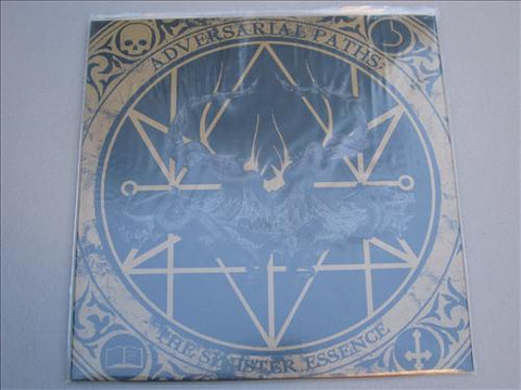 "Kult of Taurus ""Adversarial Paths: The Sinister Essence"" LP"