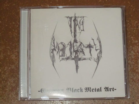 "Thy Majesty ""German Black Metal Art"" CD"