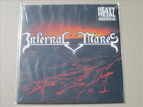 "Infernal Manes ""Infernal Manes"" LP"