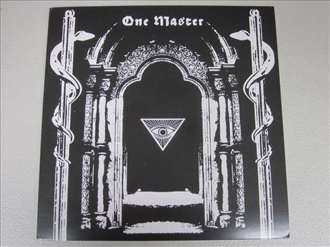 "One Master ""The Quiet Eye of Eternity"" LP"