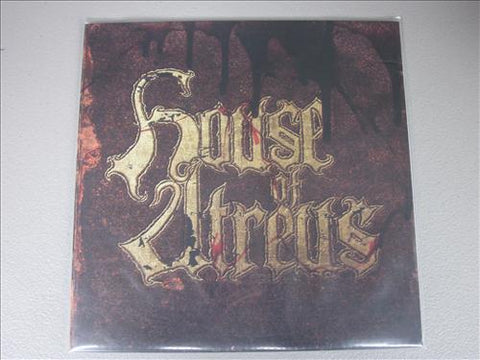 "House of Atreus ""The Spear and the Ichor That Follows"" LP"