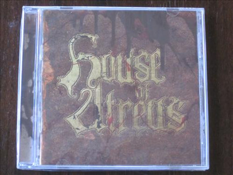 "House of Atreus ""The Spear and the Ichor That Follows"" CD"