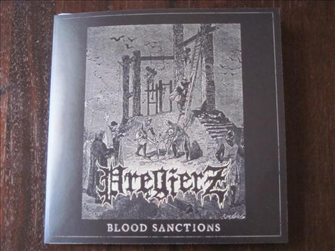 "Pręgierz ""Blood Sanctions"" Double 7"""