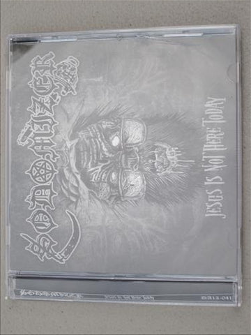 "Sodomizer ""Jesus Is Not Here Today"" CD"