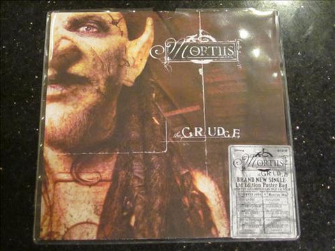 "Mortiis ""The Grudge"" 7"""