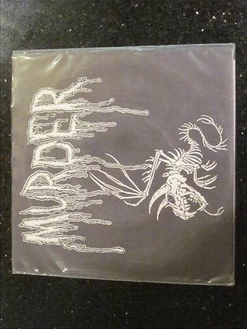 "Murder ""Chainsaw Love / Slight Return"" 7"" (2nd Press)"