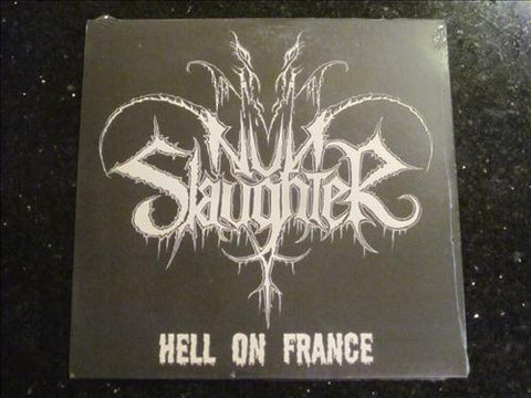 "Nun Slaughter ""Hell on France"" 7"""
