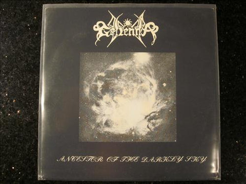 "Gehenna ""Ancestor of the Darkly Sky"" 7"""
