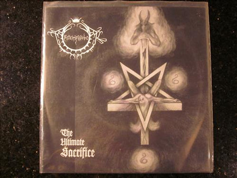 "Triumphator ""The Ultimate Sacrifice"" 7"""