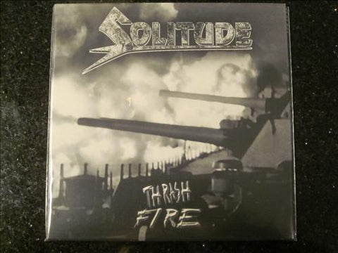 Solitude / Dangerous Force Split 7""