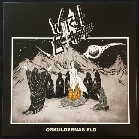 "Witch Blade ""Oskuldernas Eld"" LP"