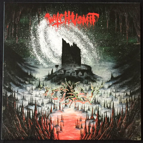 "Witch Vomit ""A Scream from the Tomb Below"" LP"