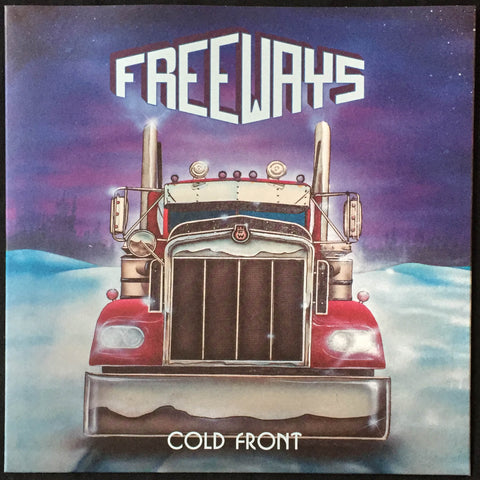 "Freeways ""Cold Front"" 7"""