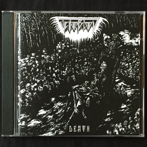"Teitanblood ""Death"" CD"