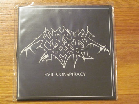 "Witches Sabbath ""Evil Conspiracy"" 7"""