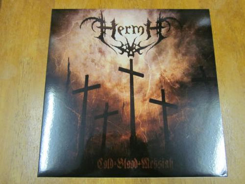 "Hermh ""COLD+BLOOD+MESSIAH"" Pic LP"