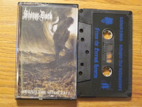 "Storm Dark ""Behind the Witchcraft"" Demo"